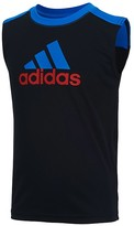 adidas Boys' Fast Tank - Sizes 4-7