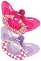 The First Years Gumdrop Pacifier, 6-18 Months