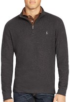 Polo Ralph Lauren Cashmere Touch Half Zip Sweater