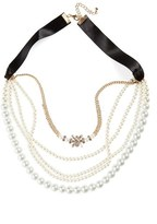Cara Multistrand Necklace