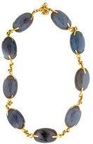 Gurhan 24K Chalcedony Bead Necklace
