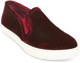 Steve Madden Women's Ecentric-Q Platform Velvet Sneakers