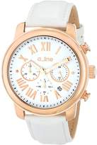 A Line a_Line Women's AL-80163-RG-02 Amor Analog Display Japanese Quartz Watch