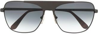 Cutler & Gross Oversized-Frame Sunglasses