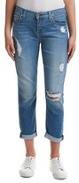 Seven For All Mankind 7 For All Mankind Josefina Adele Light Sky Skinny Boyfriend Cut.