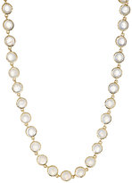 Irene Neuwirth Women's Gemstone Circular-Link Necklace-GOLD