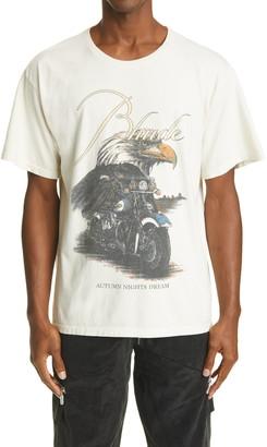 Rhude Eagle Dream Graphic Tee