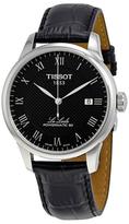 Tissot Le Locle Powermatic 80 Automatic Black Dial Men's Watch, 39mm