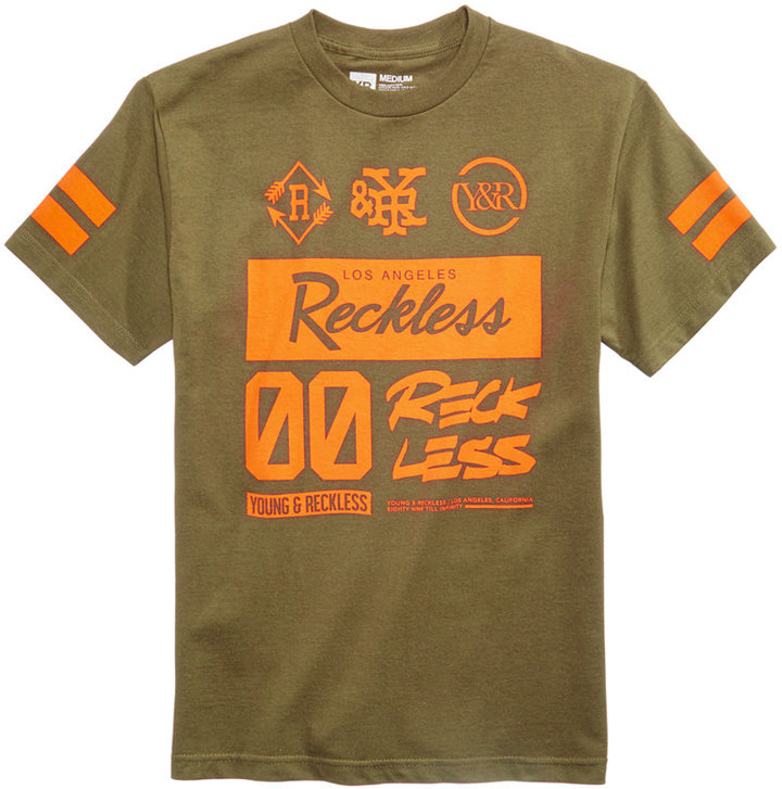 Young & Reckless Men's Concord T-Shirt