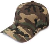 Riah Fashion Camouflage Baseball Cap