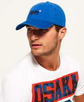 Superdry Orange Label Cap