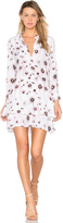 Equipment Natalia Floral Dress