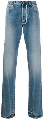 Heron Preston regular five pocket design jeans