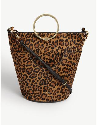 Ted Baker Aliena leather bucket bag