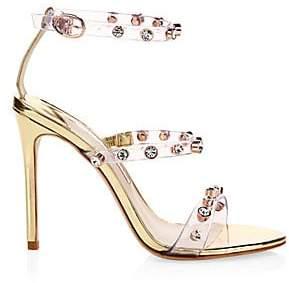 Sophia Webster Women's Rosalind Gem Leather Sandals