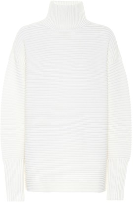 Victoria Victoria Beckham Oversized wool turtleneck sweater