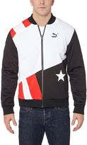 Puma Football 2-in-1 Varsity Bomber Jacket