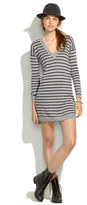 Madewell Striped Sweaterdress