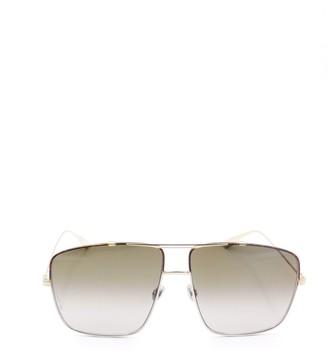 Christian Dior Aviator Square Frame Sunglasses