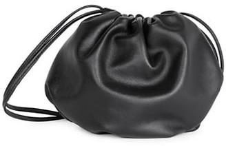 Bottega Veneta Mini Bulb Leather Clutch