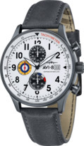 Avi 8 White and Grey Hawker Hurricane Watch