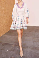 Ulla Johnson Vija Embroidered Dress