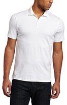 Calvin Klein Men's Liquid Cotton Striped Polo Shirt