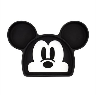Bumkins Grip Dish Sectional Suction Plate 100% Silicone Disney Mickey Mouse