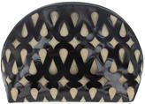 Sondra Roberts Cutout Cosmetic Bag
