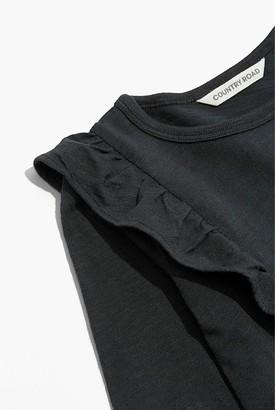 Country Road Slub Frill T-Shirt