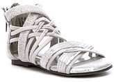 Kenneth Cole Reaction Girl's Kiera Stretch-T Sandals