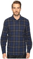 Joe's Jeans Relaxed Single Pocket Flanel Shirt