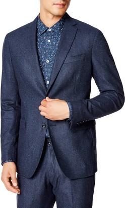 Good Man Brand Uptown Slim Fit Solid Wool Blend Blazer