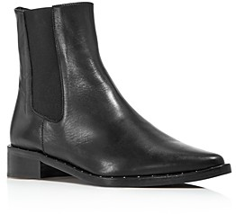 Freda Salvador Women's Pointed Toe Chelsea Boots