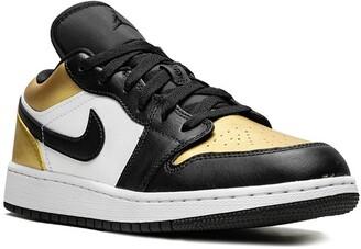 Nike Kids Air Jordan 1 Low (GS) gold toe