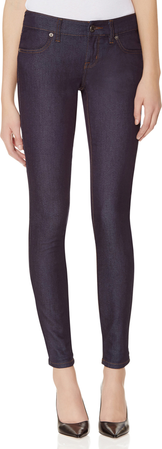 The Limited Dark Wash Legging Jeans