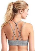 Gap Breathe low impact strappy sports bra