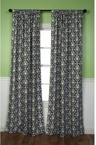 Trend Lab Waverly Rise and Shine Damask Curtain Panel