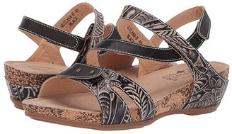 Spring Step L'Artiste by Quilana (Black) Women's Shoes