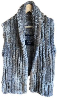 Marc by Marc Jacobs Grey Rabbit Knitwear for Women