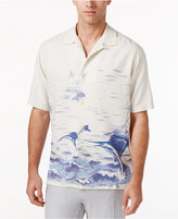 Tommy Bahama Men's Silk Santiago Sailfish Shirt