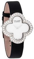 Van Cleef & Arpels Alhambra Watch