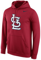 Nike Men's St. Louis Cardinals Performance Hoodie