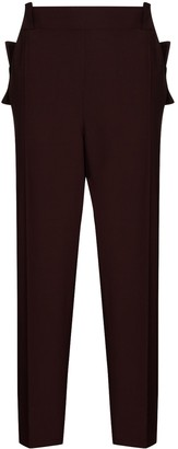 Boramy Viguier Side Panel Tailored Trousers