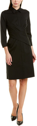 Lafayette 148 New York Daphne Sheath Dress