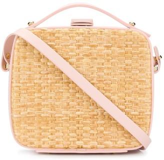 Nico Giani Woven Box Bag