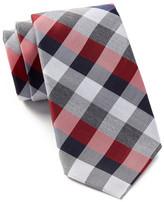 Ben Sherman Checker Silk Tie