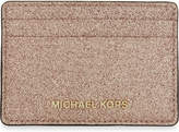 MICHAEL Michael Kors Money Pieces metallic leather card holder