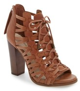 Jessica Simpson Women's Riana Lace-Up Bootie
