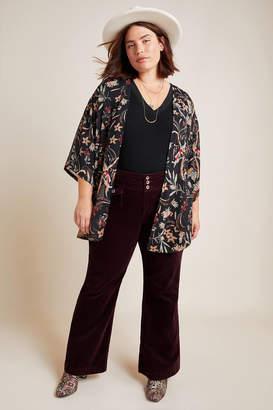 Daniel Rainn Gregoria Sheer Plus Kimono